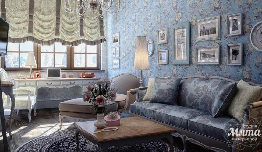Дизайн интерьера коттеджа в Ханты-Мансийске 7