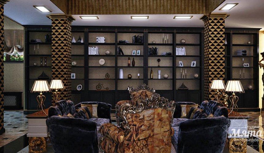 Дизайн интерьера коттеджа в Краснодаре 7