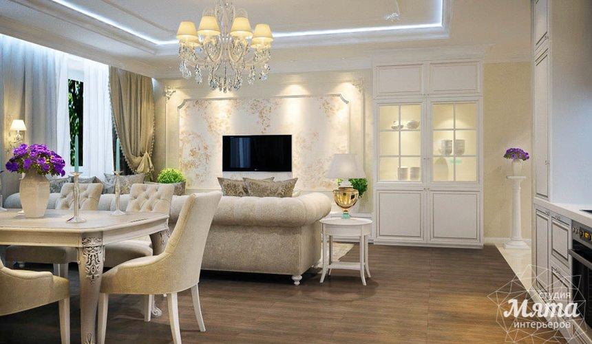 Дизайн интерьера четырехкомнатной квартиры по ул. Куйбышева 98 3