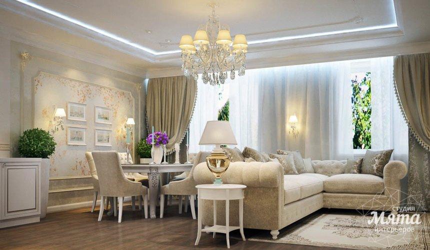 Дизайн интерьера четырехкомнатной квартиры по ул. Куйбышева 98 4