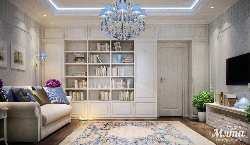 Дизайн интерьера четырехкомнатной квартиры по ул. Куйбышева 98 5