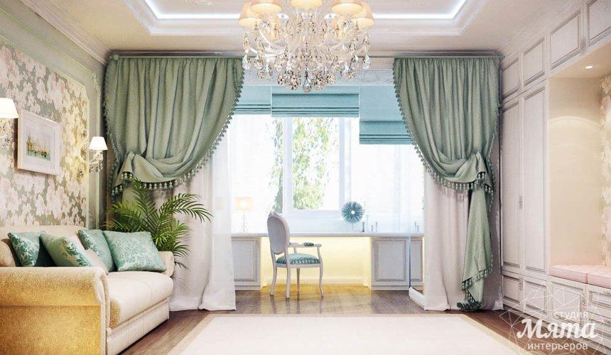 Дизайн интерьера четырехкомнатной квартиры по ул. Куйбышева 98 8