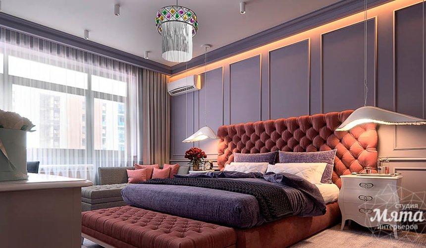 Дизайн интерьера четырехкомнатной квартиры в Новосибирске 18