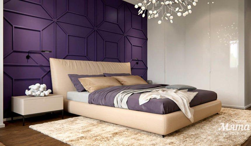 Дизайн интерьера двухкомнатной квартиры в Москве 4