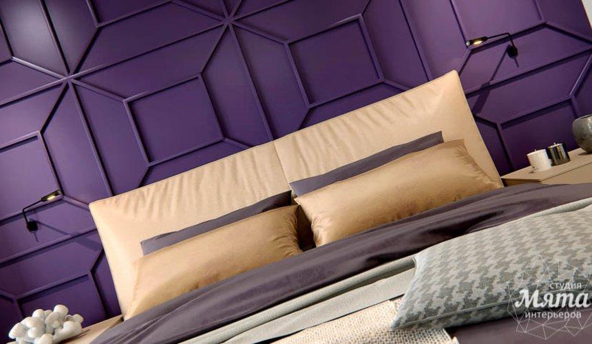 Дизайн интерьера двухкомнатной квартиры в Москве 10