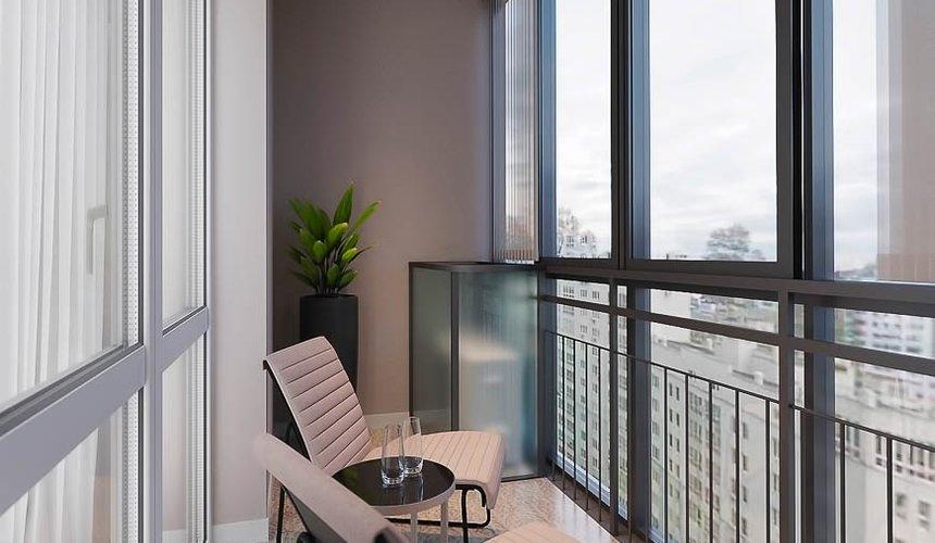 Дизайн интерьера однокомнатной квартиры в ЖК Крылов (1 очередь) 7
