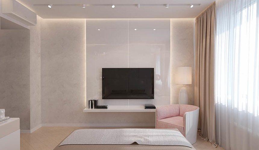 Дизайн интерьера однокомнатной квартиры в ЖК Крылов (1 очередь) 8