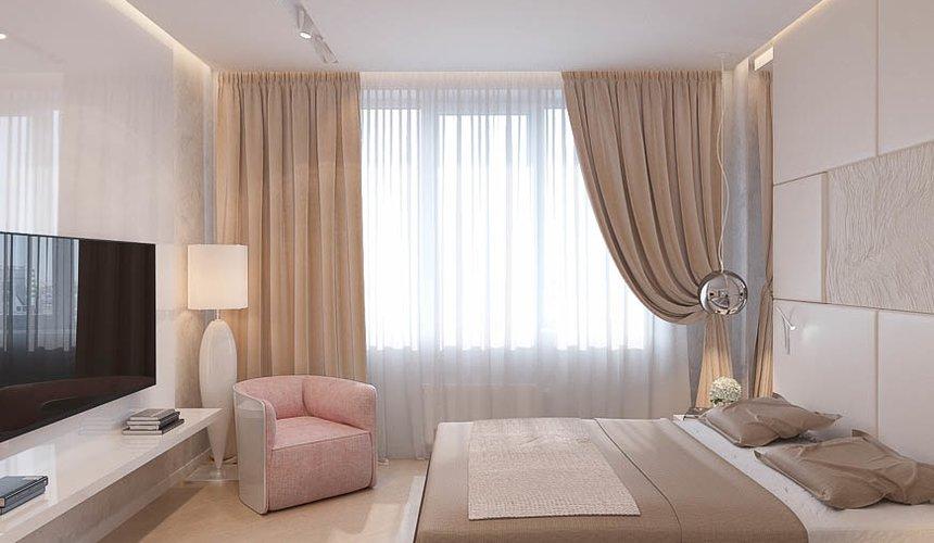 Дизайн интерьера однокомнатной квартиры в ЖК Крылов (1 очередь) 9