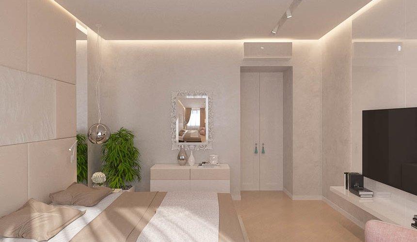 Дизайн интерьера однокомнатной квартиры в ЖК Крылов (1 очередь) 10