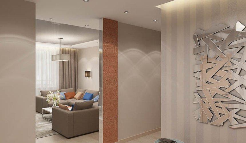Дизайн интерьера трехкомнатной квартиры по ул. Куйбышева 21 17