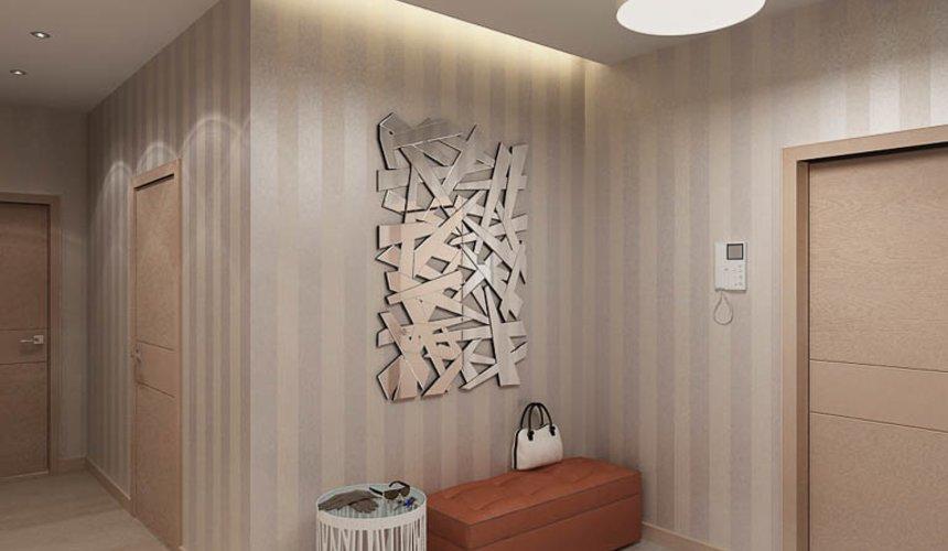 Дизайн интерьера трехкомнатной квартиры по ул. Куйбышева 21 18