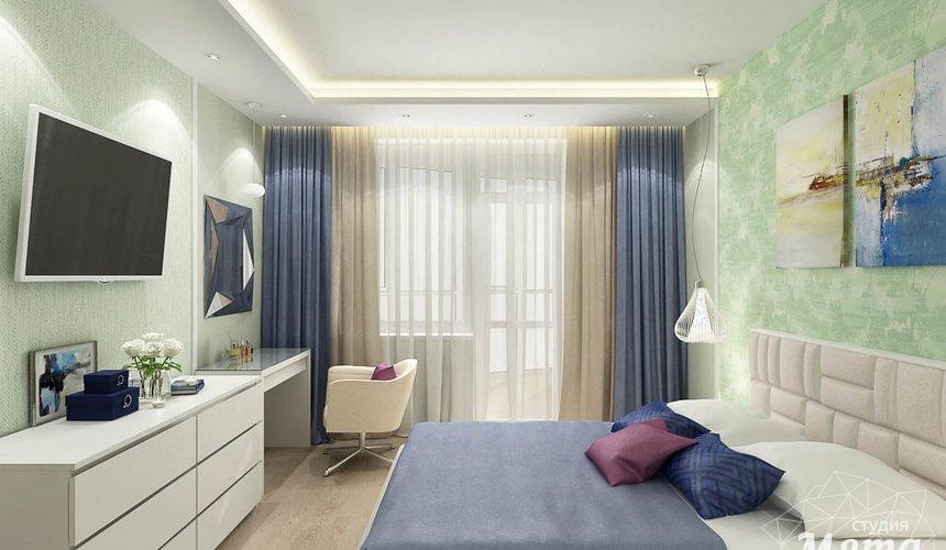 Дизайн интерьера трехкомнатной квартиры по ул. Куйбышева 21 14