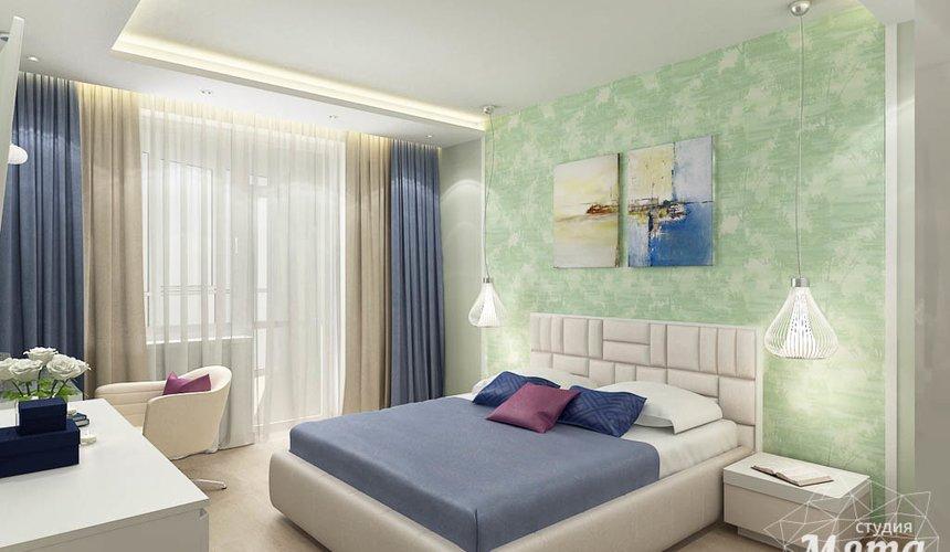 Дизайн интерьера трехкомнатной квартиры по ул. Куйбышева 21 12