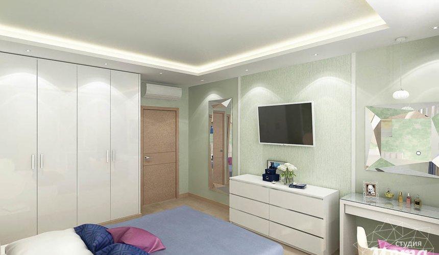 Дизайн интерьера трехкомнатной квартиры по ул. Куйбышева 21 15