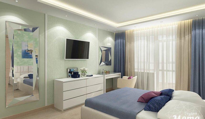 Дизайн интерьера трехкомнатной квартиры по ул. Куйбышева 21 13