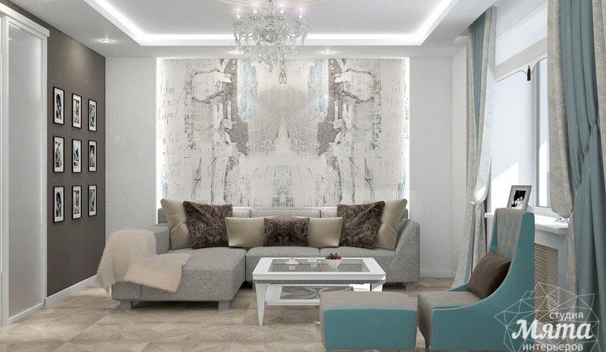Дизайн интерьера трехкомнатной квартиры по ул. 8 Марта 194 2