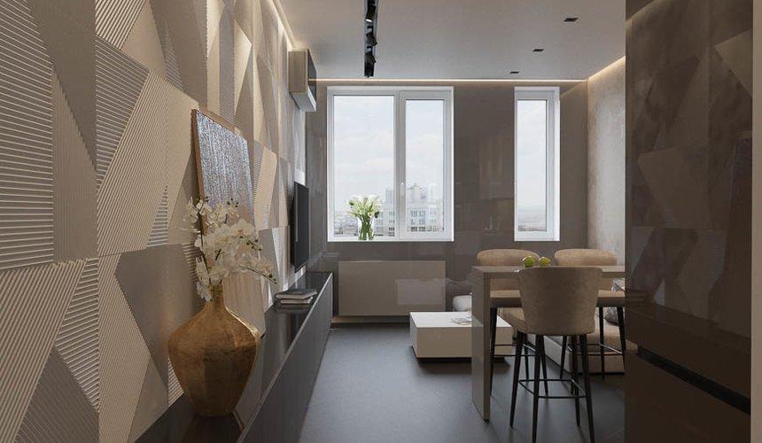 Дизайн интерьера однокомнатной квартиры в ЖК Крылов (2 очередь) 4