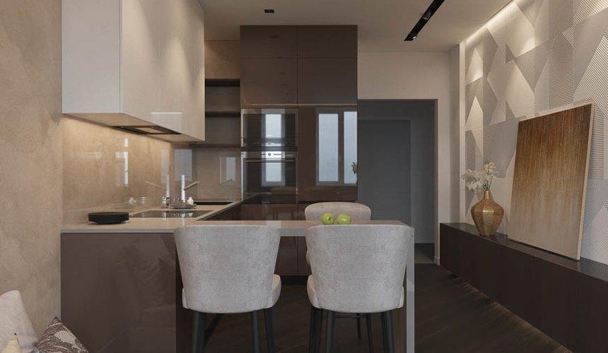 Дизайн интерьера однокомнатной квартиры в ЖК Крылов (2 очередь) 6