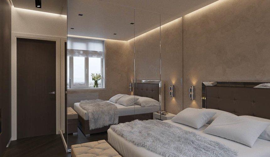 Дизайн интерьера однокомнатной квартиры в ЖК Крылов (2 очередь) 8