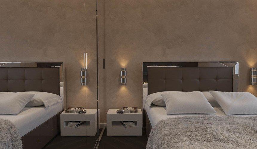 Дизайн интерьера однокомнатной квартиры в ЖК Крылов (2 очередь) 9