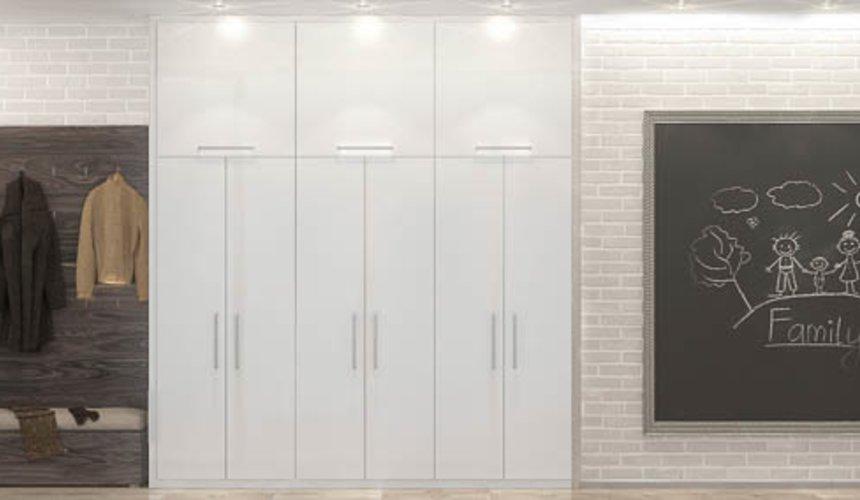 Дизайн интерьера трехкомнатной квартиры по ул. 8 Марта 194 26