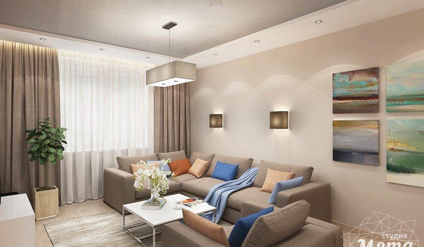 Дизайн интерьера трехкомнатной квартиры по ул. Куйбышева 21 6