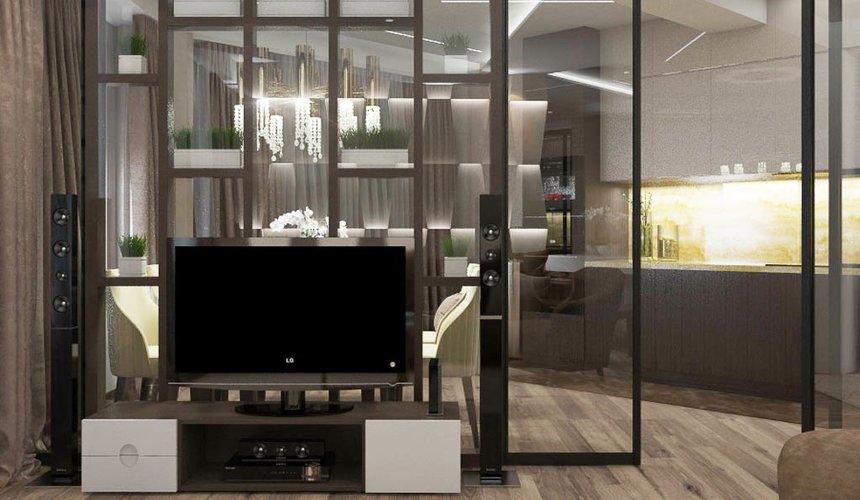 Дизайн интерьера и ремонт трехкомнатной квартиры по ул. Кузнечная 81 64