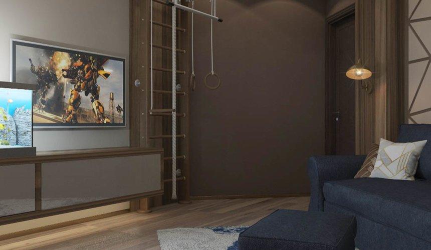 Дизайн интерьера и ремонт трехкомнатной квартиры по ул. Кузнечная 81 75