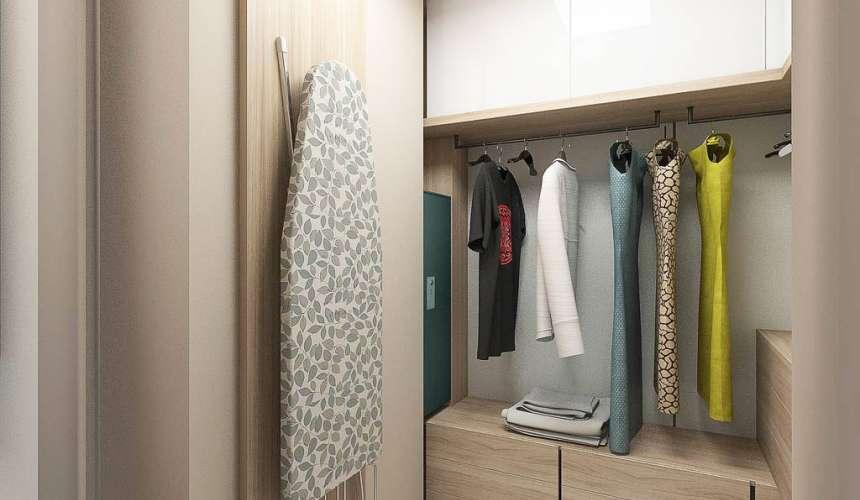 Дизайн интерьера двухкомнатной квартиры в Верхней Пышме по Успенскому проспекту 113Б 20