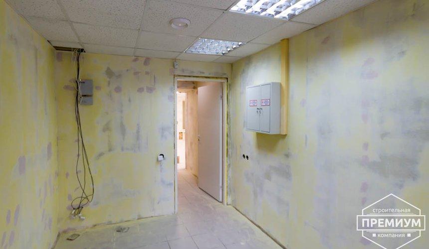 Дизайн интерьера и ремонт офиса по ул. Шаумяна 93 17