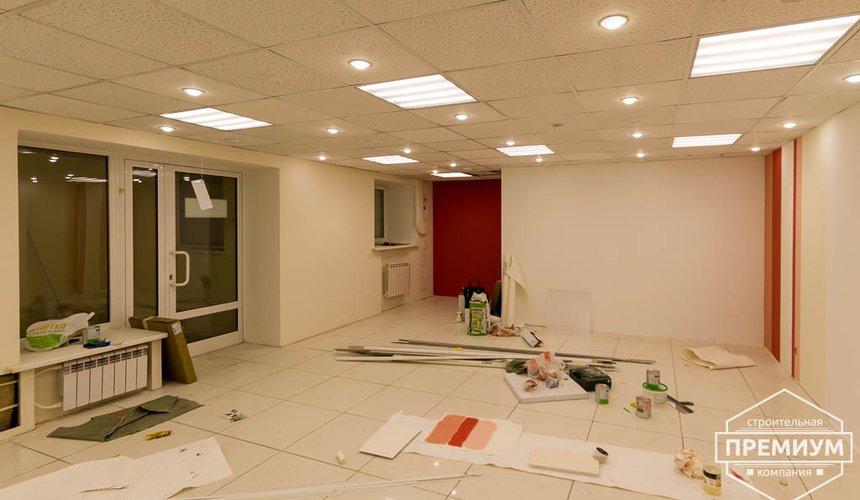 Дизайн интерьера и ремонт офиса по ул. Шаумяна 93 18