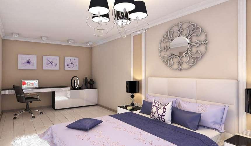 Дизайн интерьера двухкомнатной квартиры в Верхней Пышме по Успенскому проспекту 113Б 14