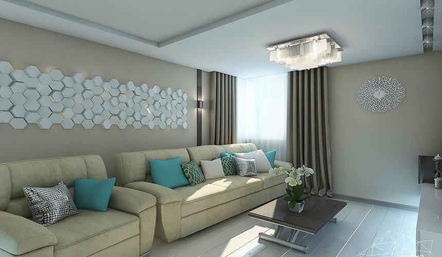 Дизайн интерьера двухкомнатной квартиры в Верхней Пышме по Успенскому проспекту 113Б 7