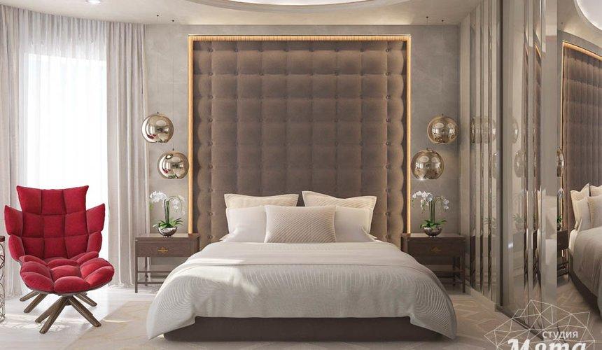 Дизайн интерьера трехкомнатной квартиры по ул. Фурманова 124 10
