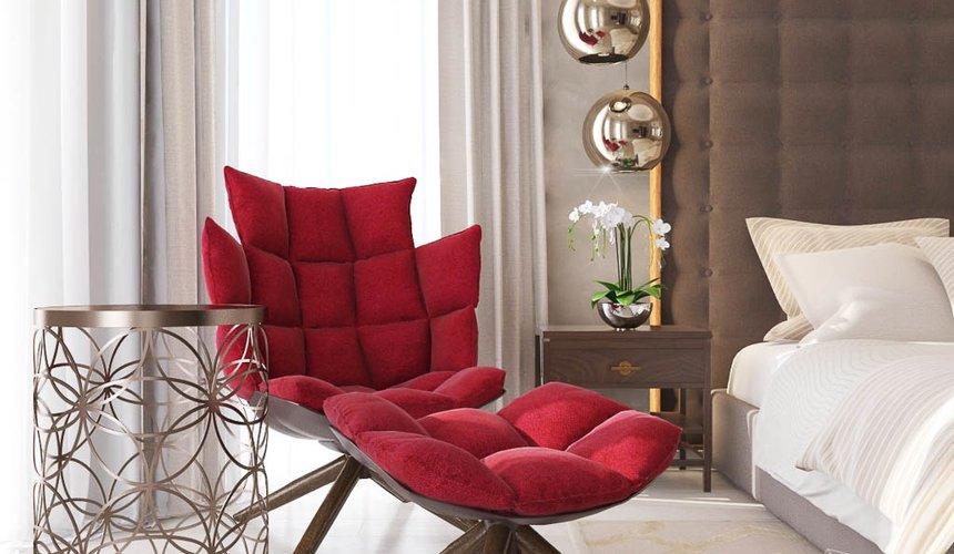 Дизайн интерьера трехкомнатной квартиры по ул. Фурманова 124 13