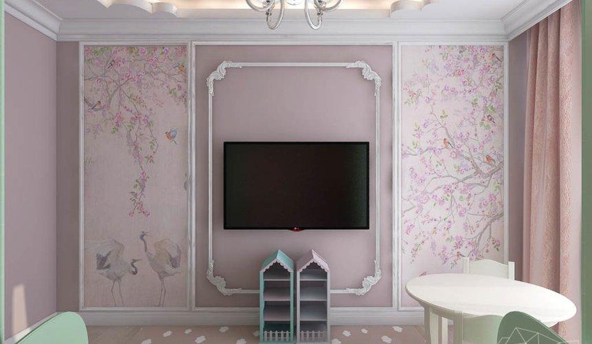 Дизайн интерьера трехкомнатной квартиры по ул. Фурманова 124 19