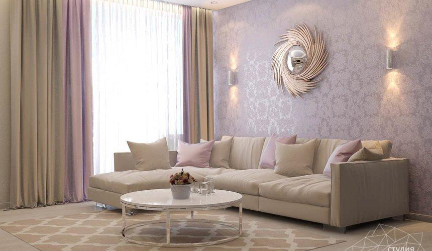 Дизайн интерьера трехкомнатной квартиры по ул. Фурманова 124 3