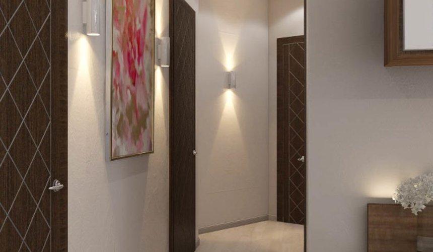 Дизайн интерьера трехкомнатной квартиры по ул. Фурманова 124 22