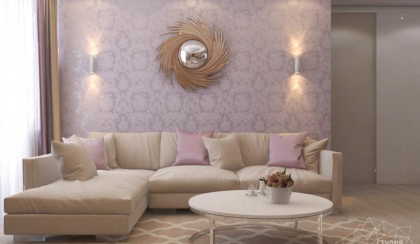 Дизайн интерьера трехкомнатной квартиры по ул. Фурманова 124 6