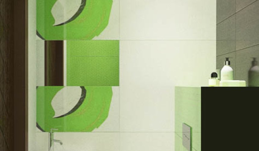 Дизайн интерьера трехкомнатной квартиры по ул. Фурманова 124 31