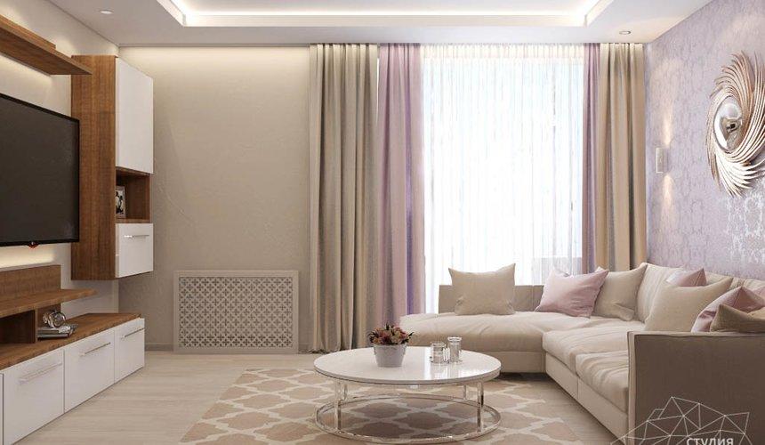 Дизайн интерьера трехкомнатной квартиры по ул. Фурманова 124 8