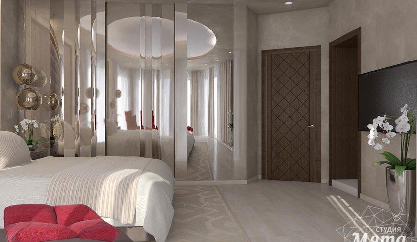 Дизайн интерьера трехкомнатной квартиры по ул. Фурманова 124 11