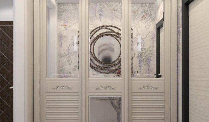 Дизайн интерьера трехкомнатной квартиры по ул. Фурманова 124 24