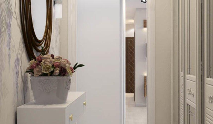 Дизайн интерьера трехкомнатной квартиры по ул. Фурманова 124 25