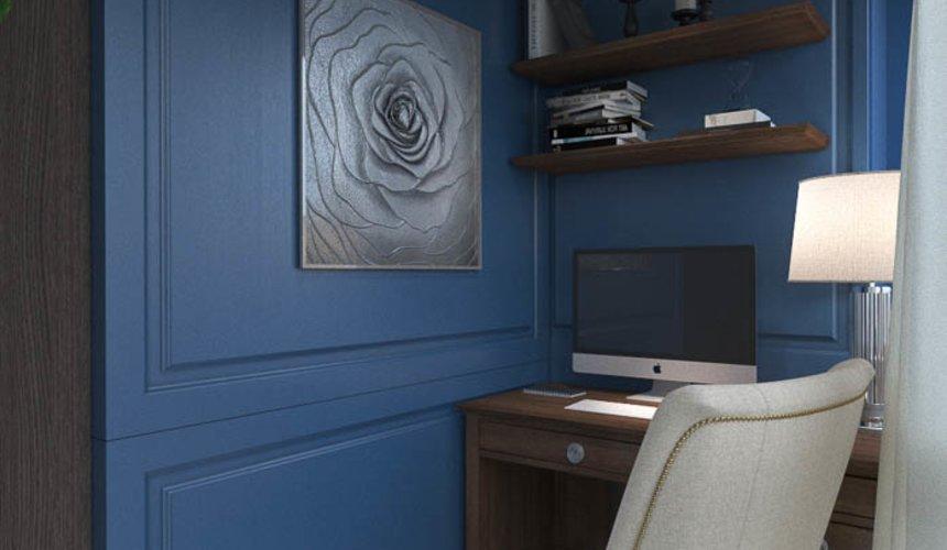 Дизайн интерьера трехкомнатной квартиры по ул. Фурманова 124 32