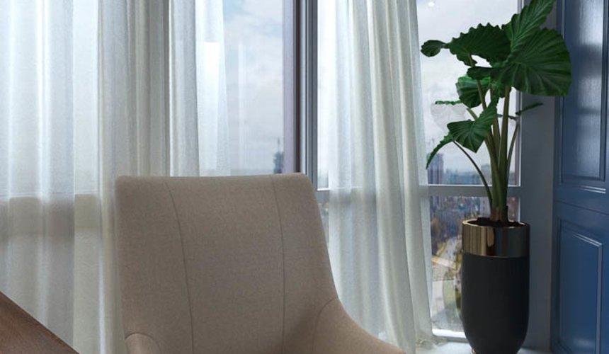 Дизайн интерьера трехкомнатной квартиры по ул. Фурманова 124 34