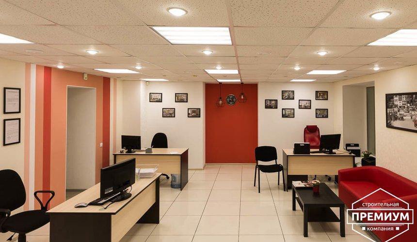 Дизайн интерьера и ремонт офиса по ул. Шаумяна 93 7