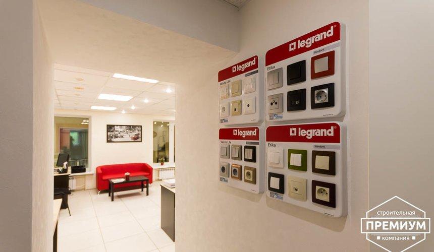 Дизайн интерьера и ремонт офиса по ул. Шаумяна 93 16