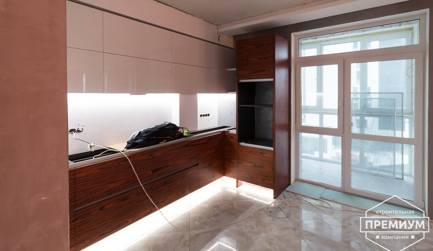 Дизайн интерьера и ремонт трехкомнатной квартиры по ул. Татищева 49 11