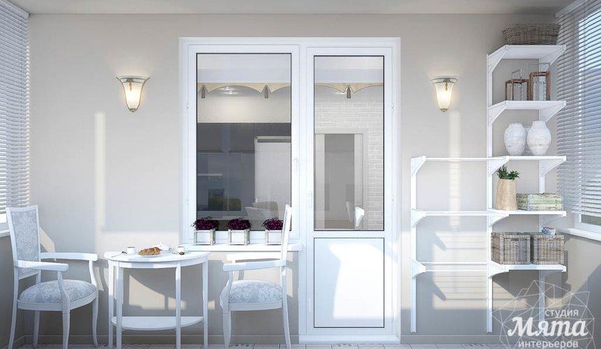 Дизайн интерьера трехкомнатной квартиры по ул. 8 Марта 194 11